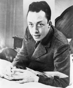 Albert Camus novelista frances