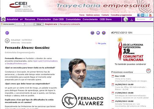 EntrevistaCEEI-Elche
