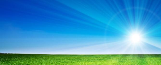 Tu actitud te revelará tu destino, un nuevo amanecer.  Hay ocasiones en que la vi