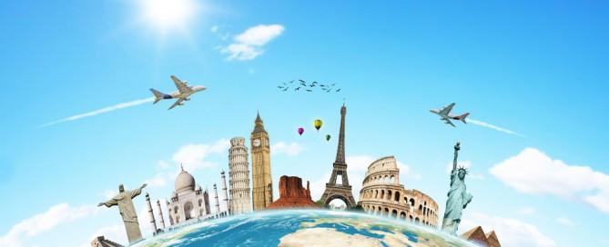 ¡Viaja! viaja lejos amigo